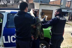 Una mujer fue atacada a martillazos por su pareja: el agresor quedó detenido