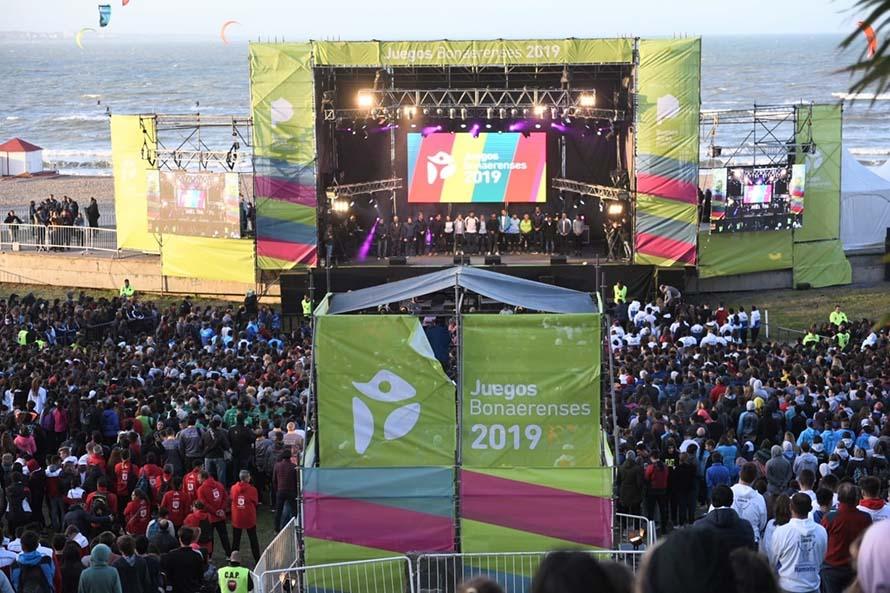 Juegos Bonaerenses y Evita: destacan que dejarán más de $800 millones en Mar del Plata
