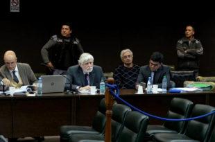 CNU 2: piden prisión perpetua para Ullúa y diez años para Corres