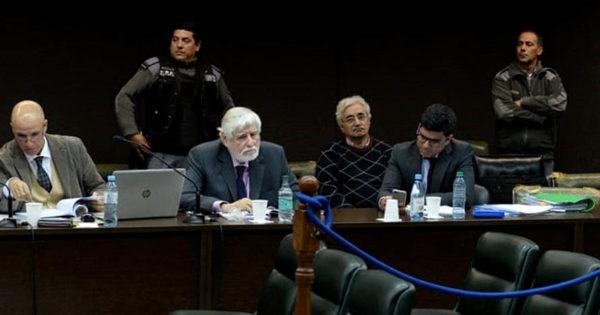 CNU: empezaron a juzgar a Ullúa y Corres por delitos de lesa humanidad