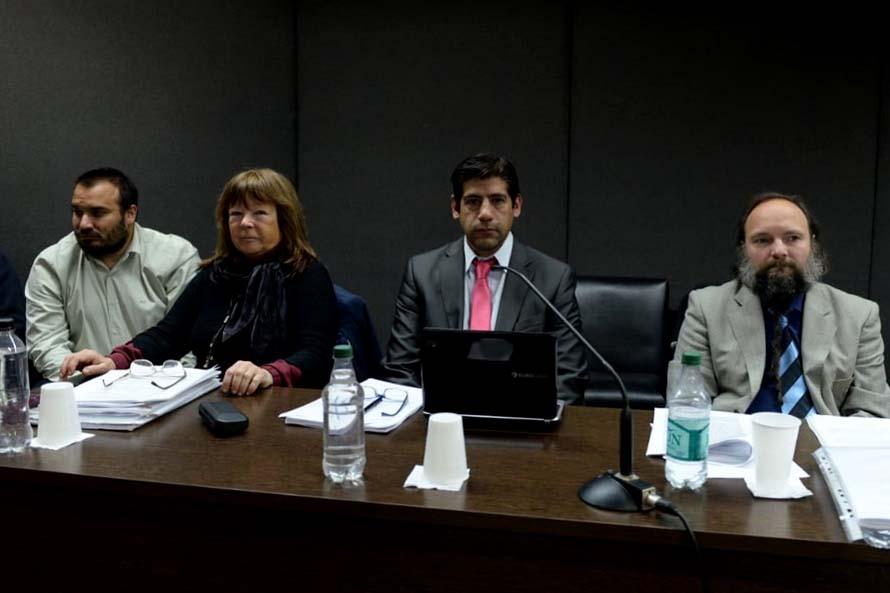 CNU 2: las querellas también pidieron perpetua para Ullúa y diez años para Corres