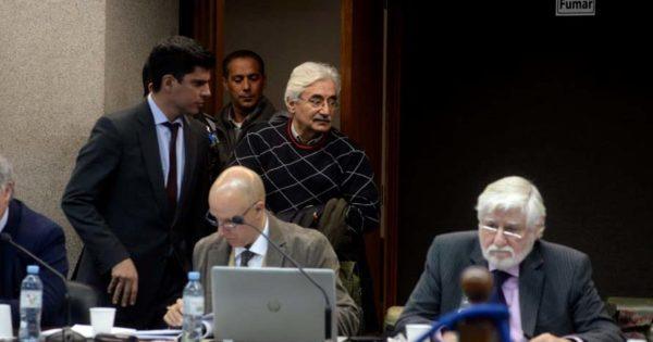CNU: Ullúa y Corres se negaron a declarar en el inicio del juicio