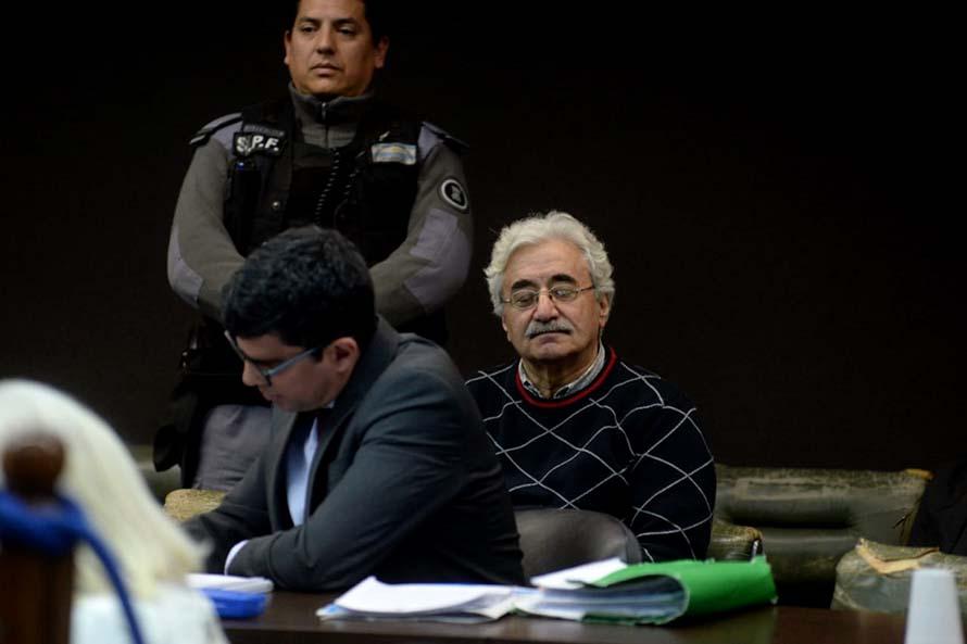 Rechazan otro intento de Ullúa para obtener prisión domiciliaria
