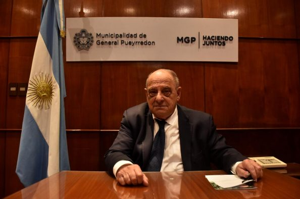 """Arroyo: """"Cambiemos tiene el concepto de manejar un municipio como una empresa"""""""