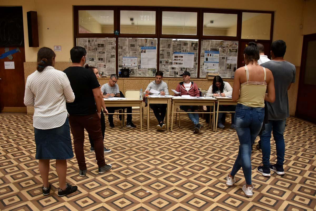 Elecciones 2019: en Mar del Plata votó el 83% del padrón
