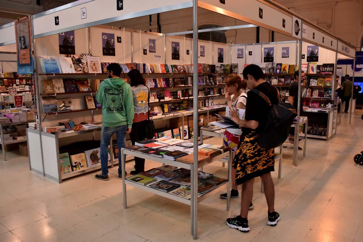 """""""El Gran Pez"""", una pieza distintiva dentro de la Feria del Libro 2019"""