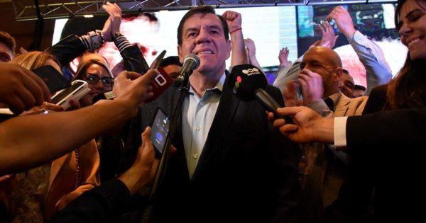 Montenegro, el nuevo intendente de Mar del Plata en una parejísima elección