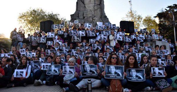 Lucía Pérez: a tres años del crimen, su recuerdo en una foto