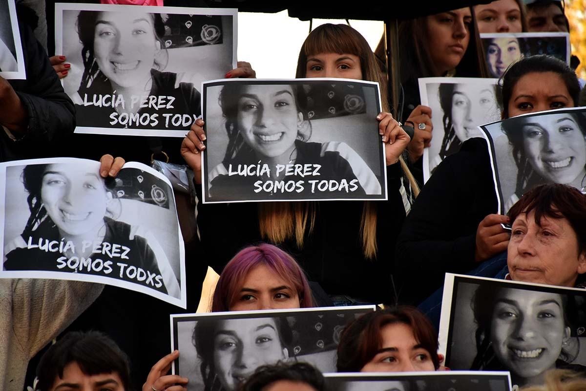 Lucía Pérez: audiencia en Casación, protesta y pedidos de un nuevo juicio
