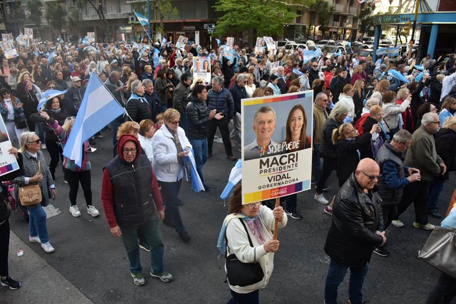 Por el acto de Macri, cortes de tránsito y cambios en los recorridos de los micros
