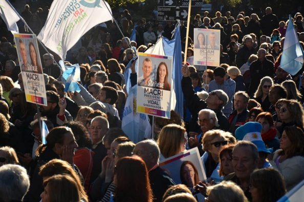Elecciones 2019: los últimos días de la campaña nacional, en Mar del Plata