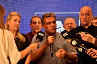 Elecciones 2021: Acción Marplatense se suma al frente de Florencio Randazzo