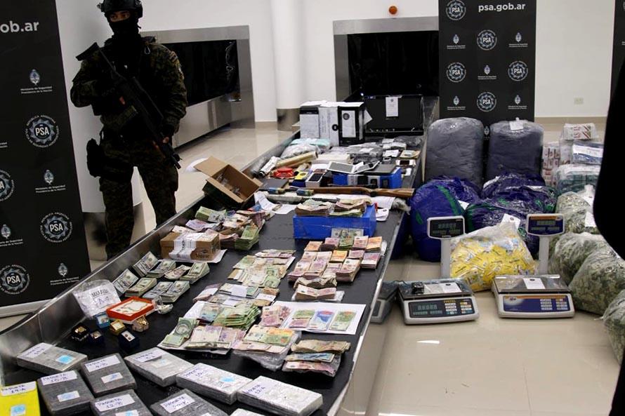 Procesaron a los siete detenidos de la banda narco que operaba en Batán