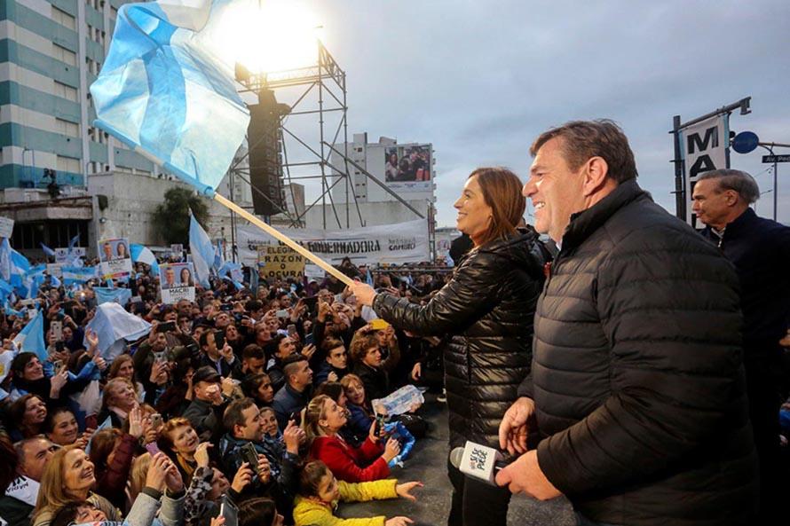 """Montenegro: """"Me decían que no era de mi ciudad, hoy está claro dónde estamos"""""""