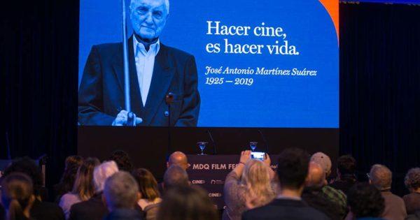 El Festival Internacional de Cine, este año dedicado a José Martínez Suárez