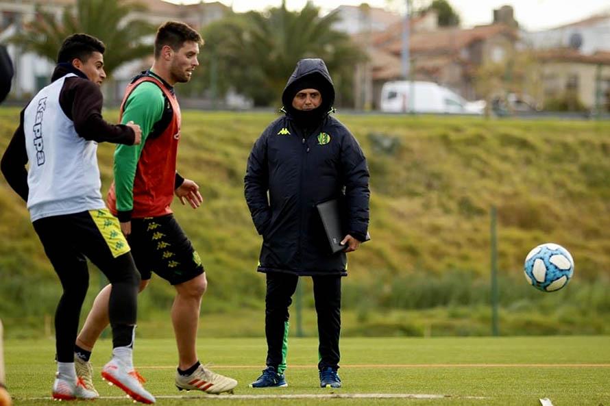 """Ángel Hoyos: """"Dirigir en Argentina es muy importante"""""""
