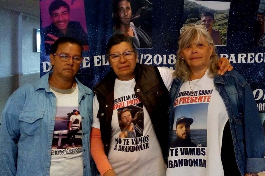 Rigel: de Corrientes a Chubut, el viaje de una madre para que bajen los buzos