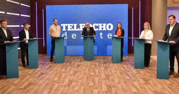 Los siete candidatos a intendente y un fuerte debate a días de las elecciones