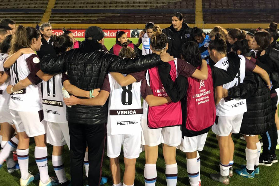Copa Libertadores: UAI Urquiza, eliminado en cuartos de final