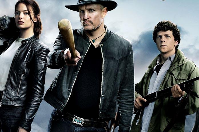 """Zombieland, tiro de gracia"" se suma a las salas de cine locales"