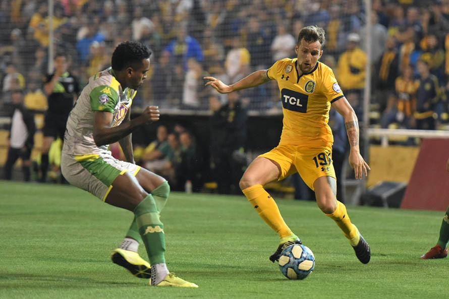 A Aldosivi le cuesta sumar: fue goleado por Rosario Central