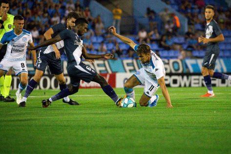 Con muchas emociones, Alvarado se llevó un valioso empate ante Belgrano - QUÉ DIGITAL