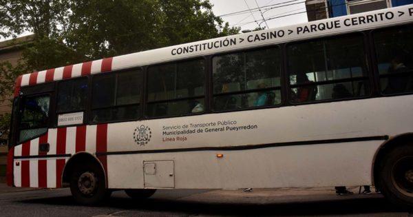 Sigue el conflicto: otra protesta y paro de colectivos en Mar del Plata