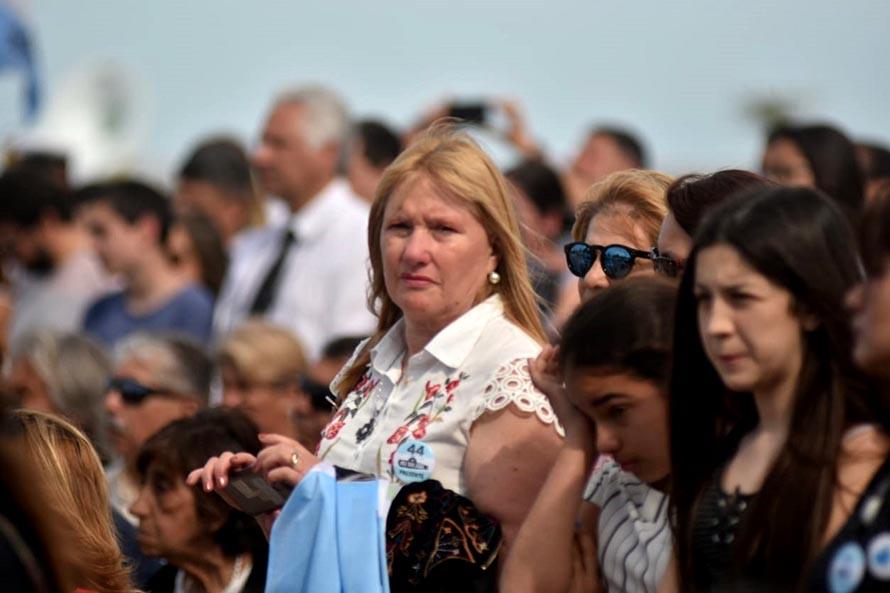 """Dos años sin el ARA San Juan: """"Hay mucho dolor que no se ha superado"""""""