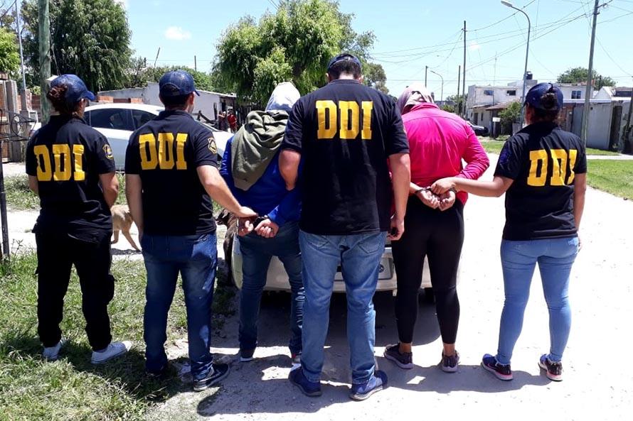 Dos detenidos por una violenta entradera en La Gloria de la Peregrina