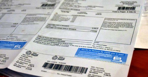 OSSE decidió prorrogar el vencimiento de facturas hasta el 11 de mayo
