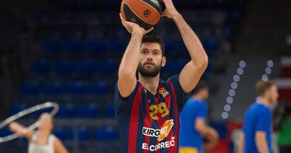 Patricio Garino deja el Baskonia y jugará en el campeón de Lituania