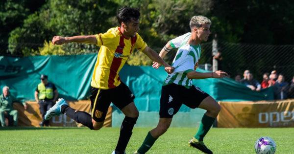 Fútbol local: Kimberley y San Lorenzo, listos para la primera final