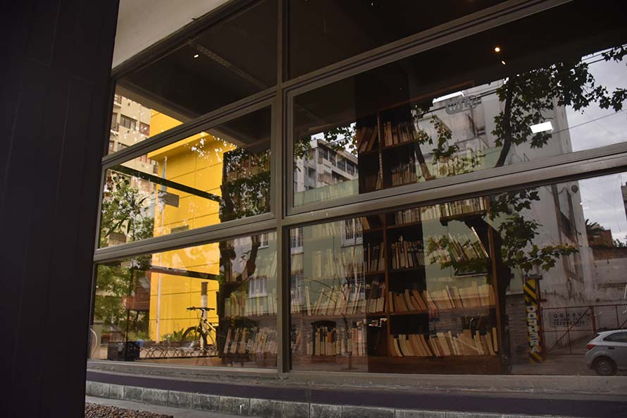 Centro Cultural Osvaldo Soriano