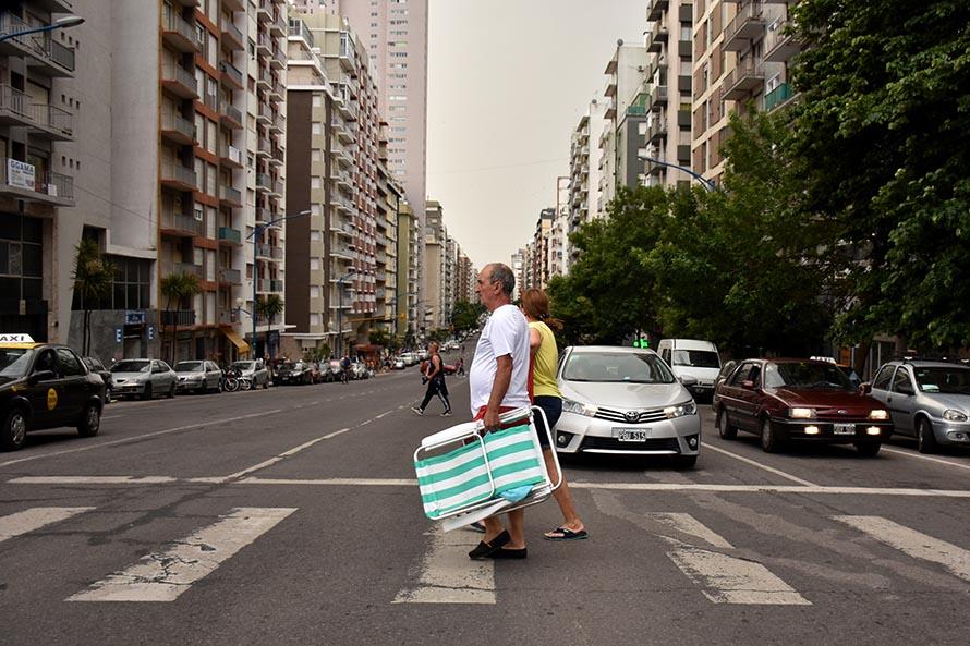 Después del fin de semana, cómo sigue el tiempo en Mar del Plata