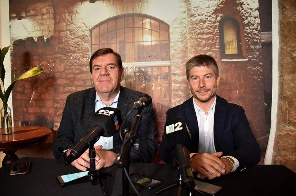 Santiago Bonifatti será el secretario de Gobierno de Montenegro