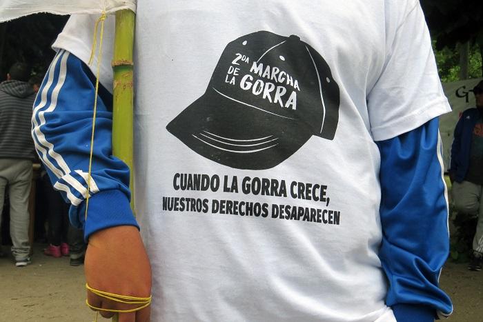 La quinta Marcha de la Gorra en Mar del Plata, el próximo 28 de noviembre