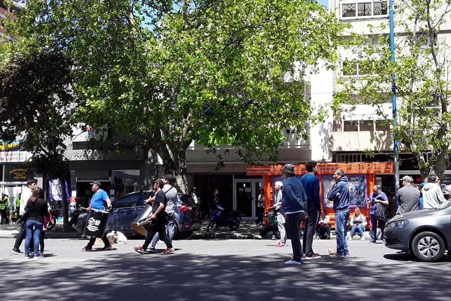 Trabajadores del Puerto y otra protesta ante nuevos incumplimientos