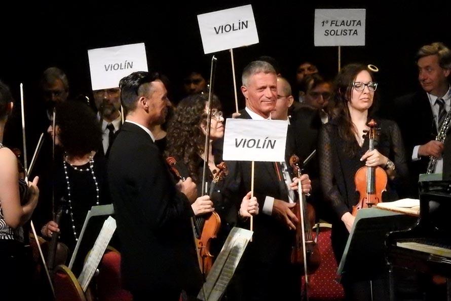 La Orquesta Sinfónica Municipal, en alerta: entre el desinterés y el vaciamiento