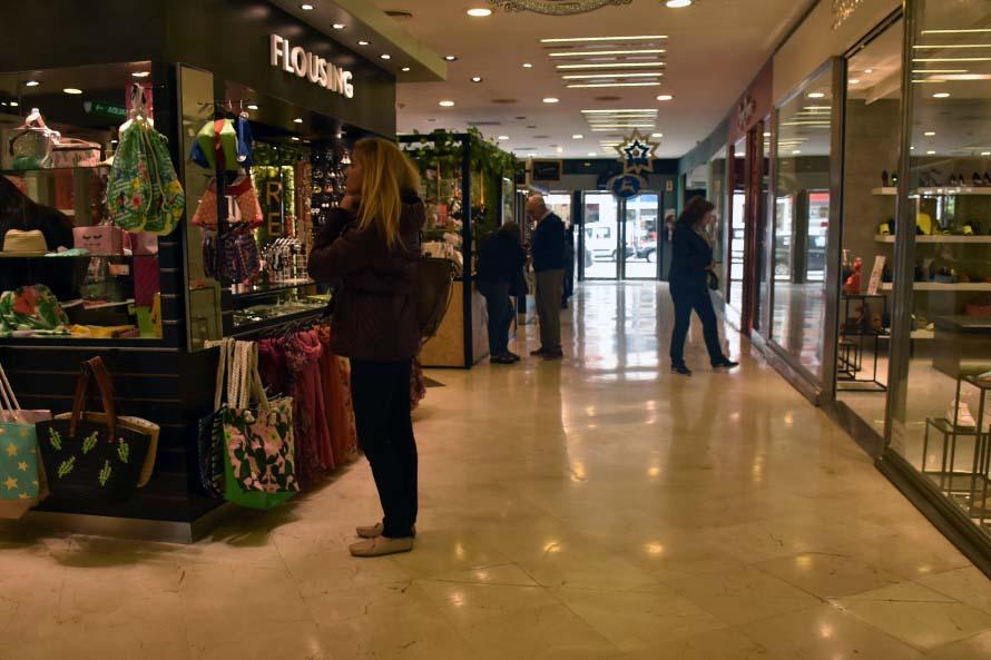 Las ventas de noviembre cierran con una baja del 12% en Mar del Plata