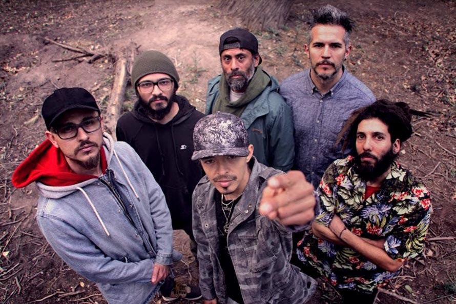 Reprograman el show de Zona Ganjah en Mar del Plata