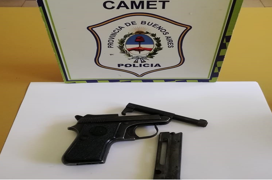 Hallan el arma que habría sido utilizada en el crimen del barrio 2 de Abril