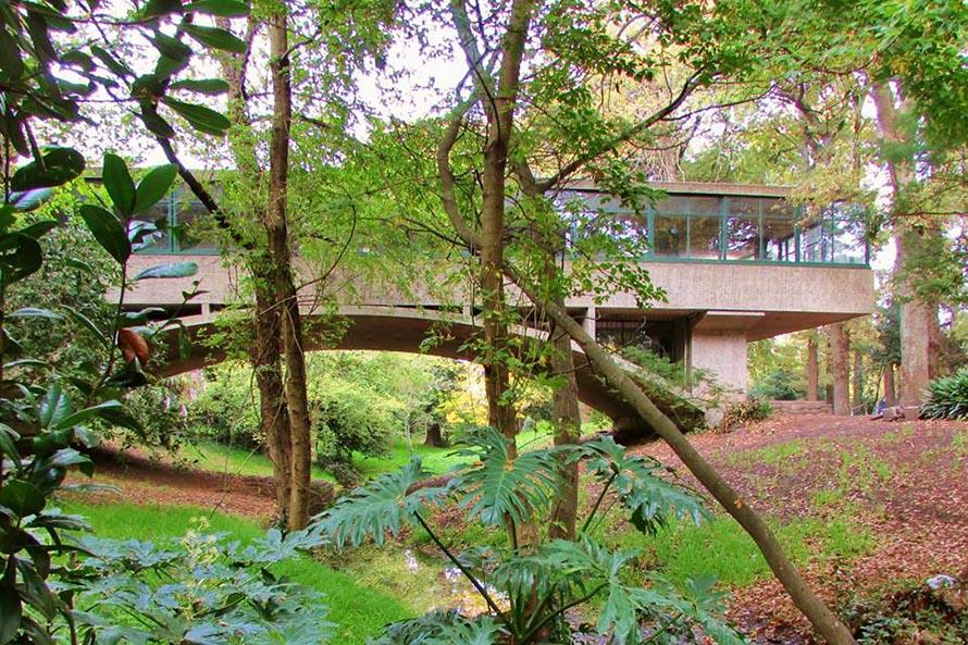 La Casa del Puente, un paseo imperdible en noviembre