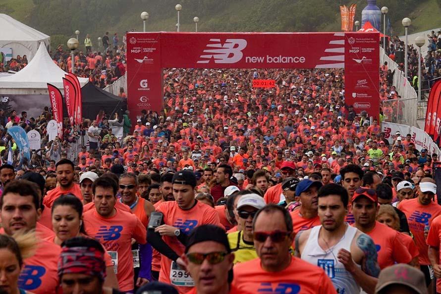 Iardino y Sanguinetti, ganadores del Maratón de Mar del Plata