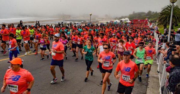 Diez mil personas corrieron la 30º edición de la Maratón Internacional de Mar del plata