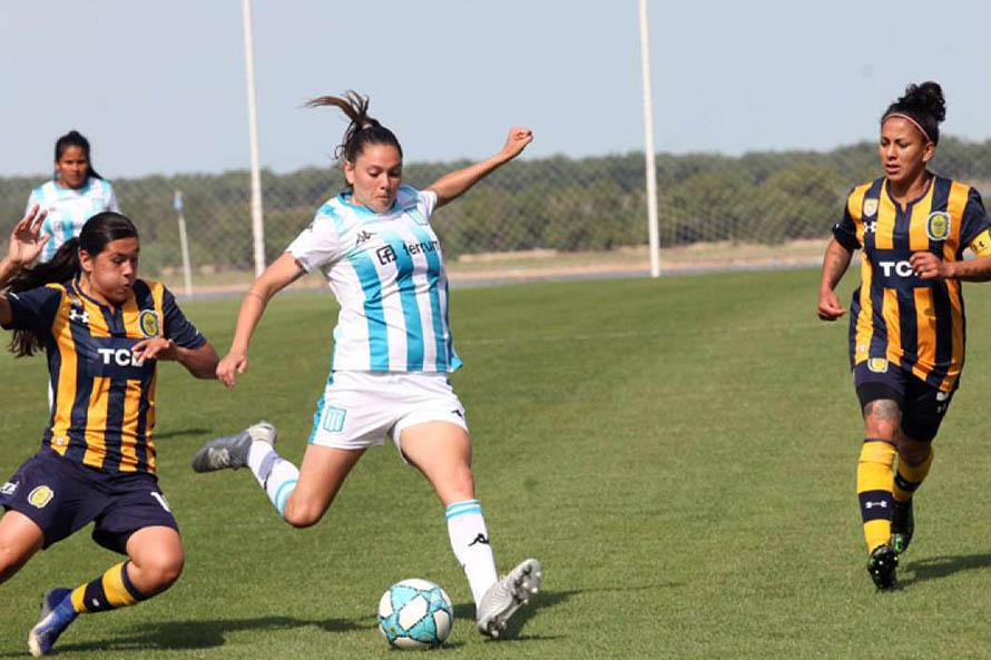 Fútbol femenino: Delgado y Menéndez, titulares en sus clubes