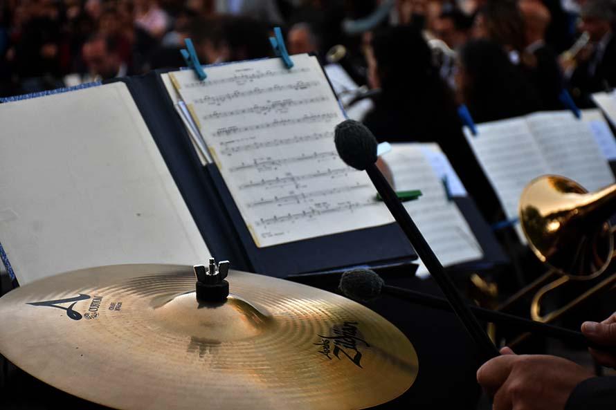 Eligieron una interpretación de la Banda Sinfónica para homenajear a Piazzolla