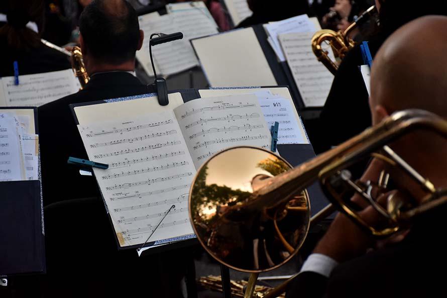 La Banda Sinfónica brindará un concierto de película