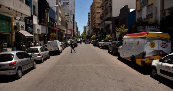Temporada 2020: la calle Rivadavia se convierte en peatonal