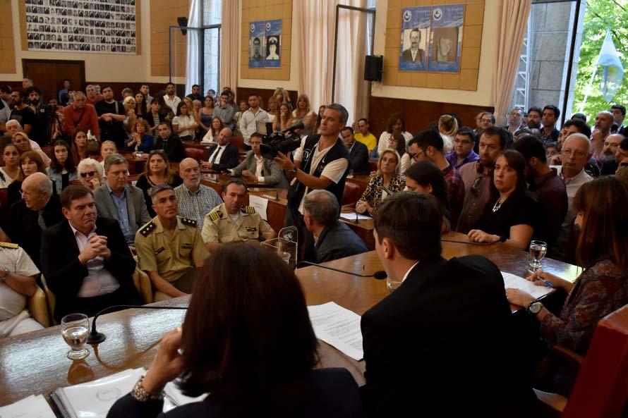 Concejo Deliberante renovado: asumieron los doce concejales electos