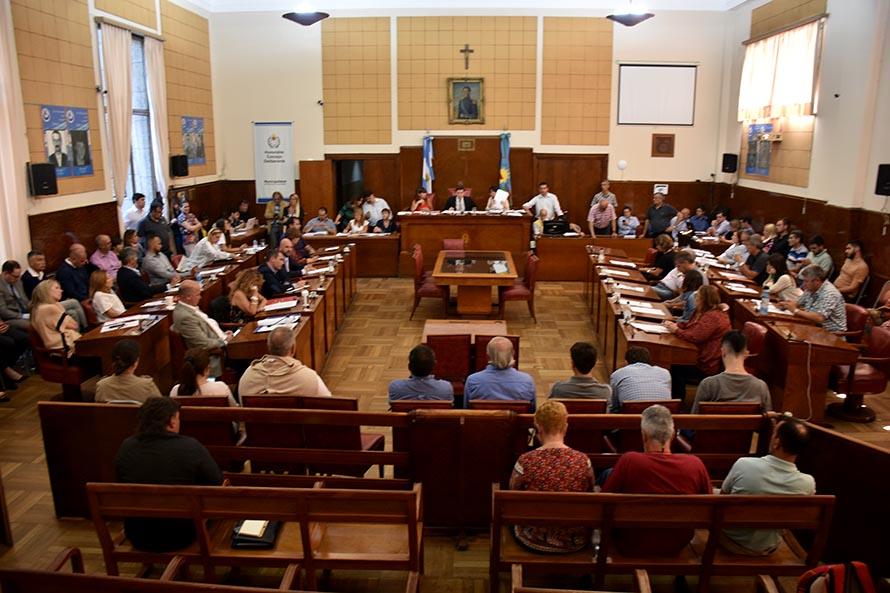 A cinco meses de la última suba, el Concejo aprobó el nuevo aumento de tasas